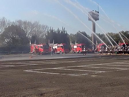 戸田市消防出初式